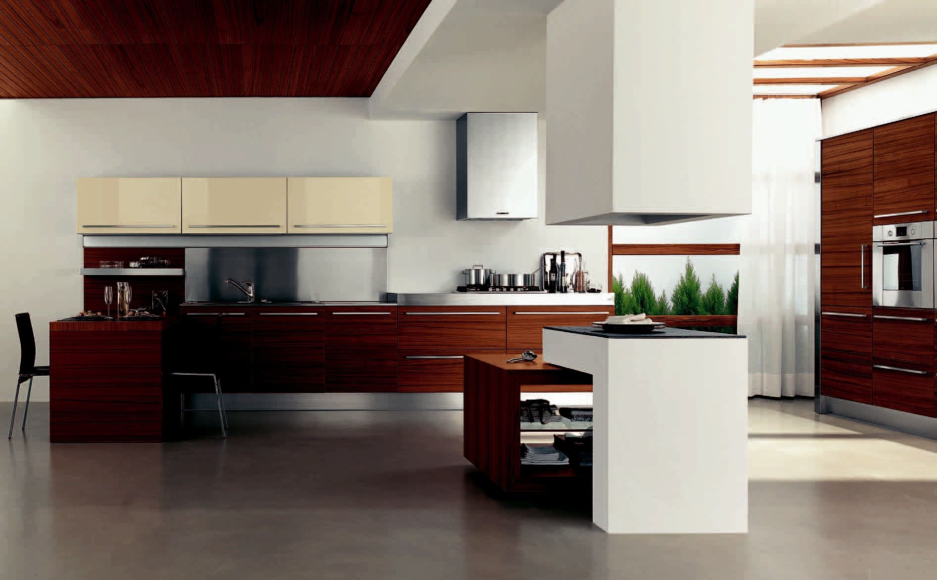 Custom Modern Kitchens custom kitchen cabinetry | design, installation | ny, nj