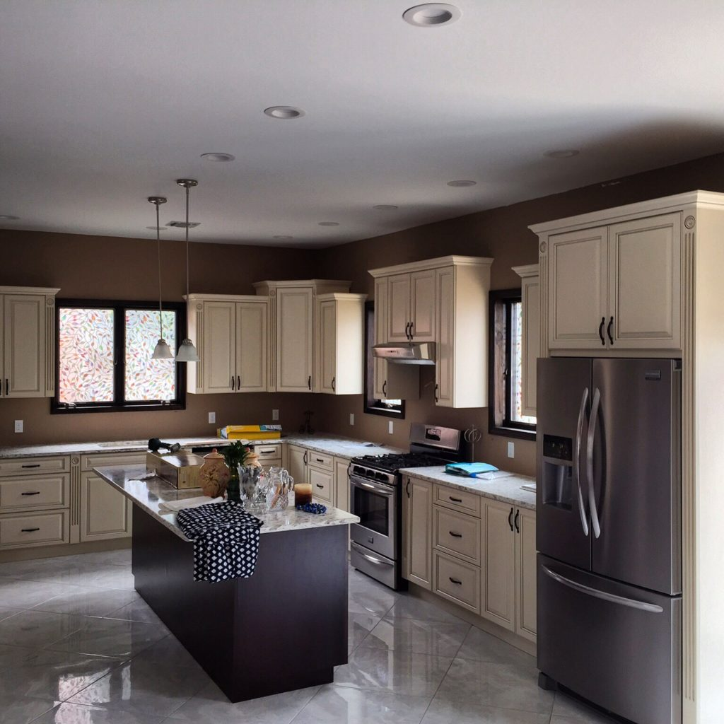 Custom kitchen cabinetry design installation ny nj - Kitchen cabinets in nyc ...